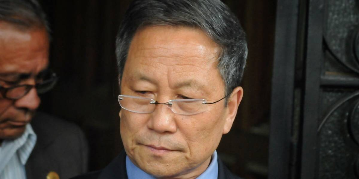 MÉXICO: Embajador de Corea del Norte se va de México