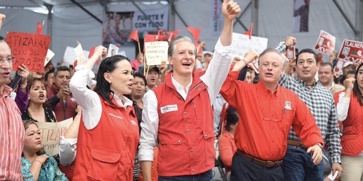 Cinco voces críticas sobre la toma de protesta — Del Mazo III
