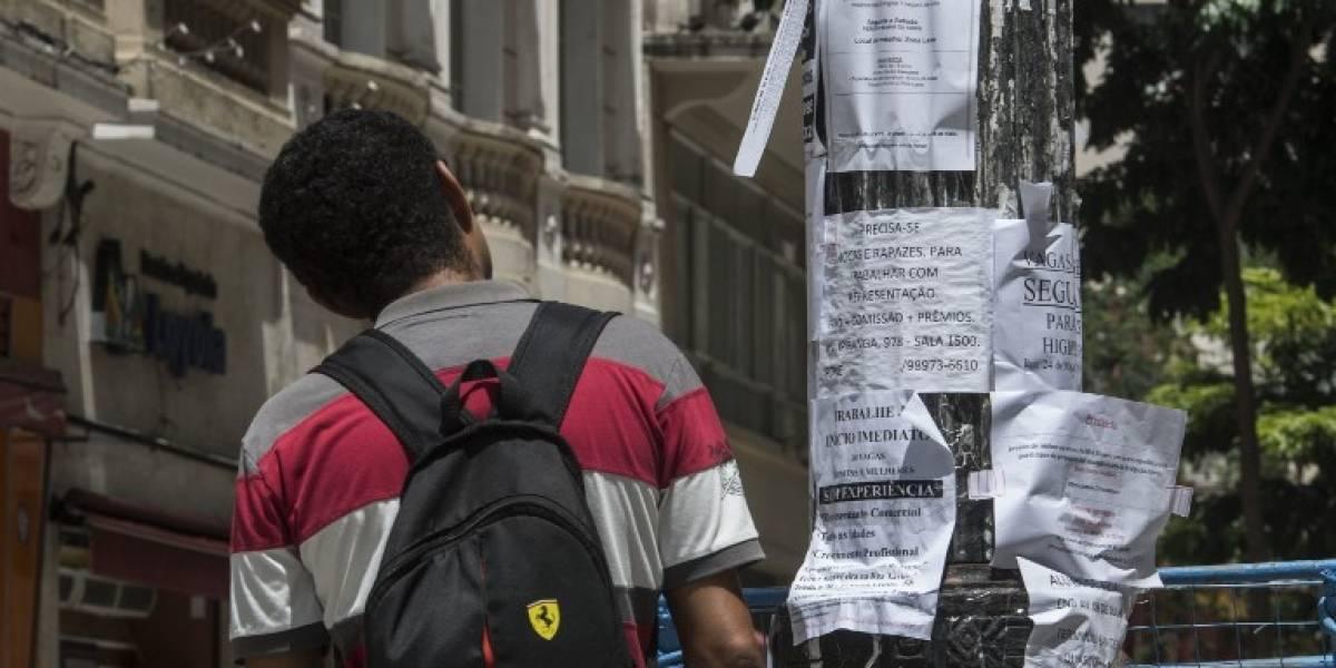 """Uno de cada cuatro """"millennials"""" en Brasil está desempleado"""
