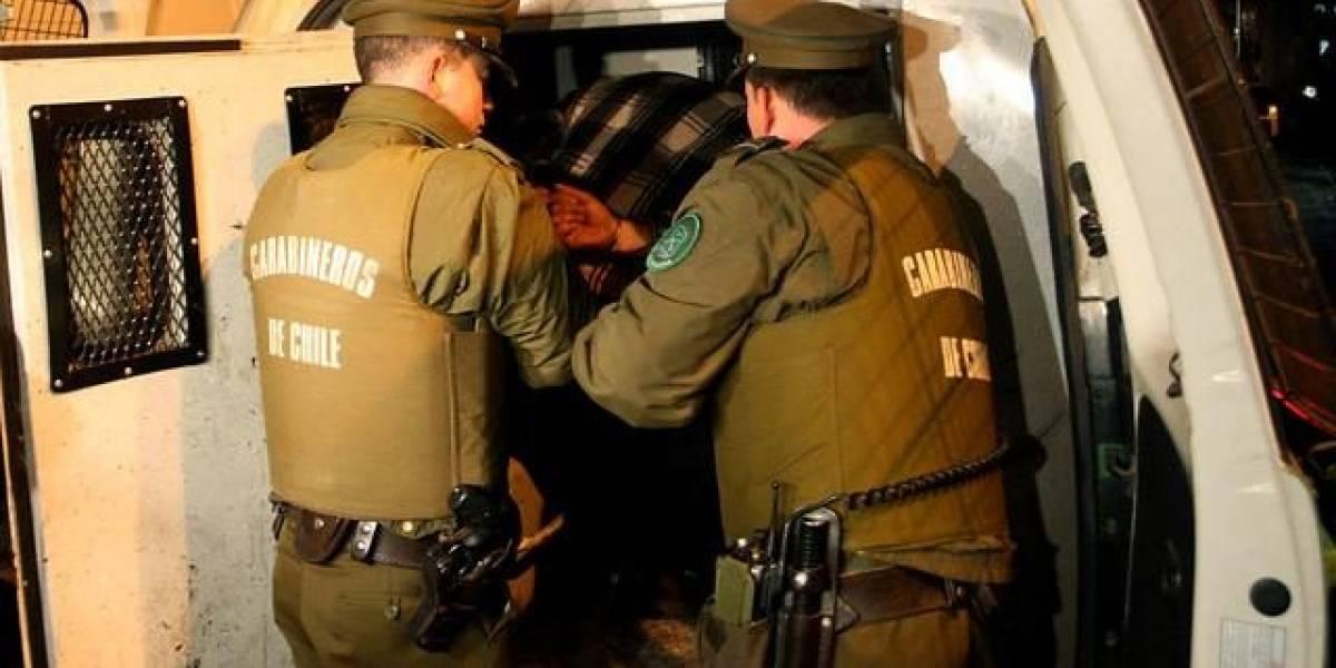 Carabineros detiene a más de 620 personas por infracción a Ley de Drogas en la antesala de las Fiestas Patrias