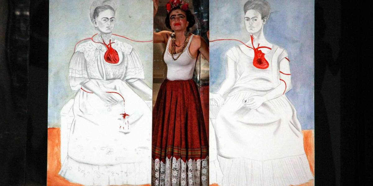 Flora Martínez volverá a ser 'Frida Libre'