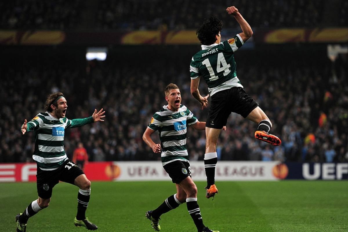 Matías Fernández tuvo su mejor momento en Sporting de Lisboa / imagen: Getty Images