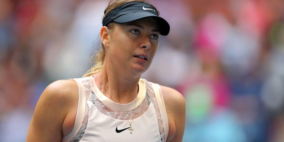"Sharapova se mete al bolsillo a sus críticos: ""Comentan sin base, no les hago caso"""