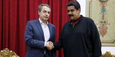 Reaundan diálogo Gobierno — VENEZUELA