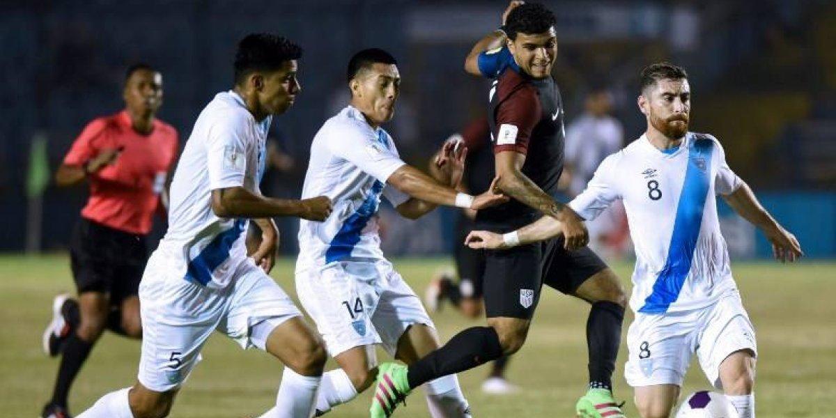 ¿En qué lugar del ranquin de la FIFA se encuentra ahora la selección de Guatemala?