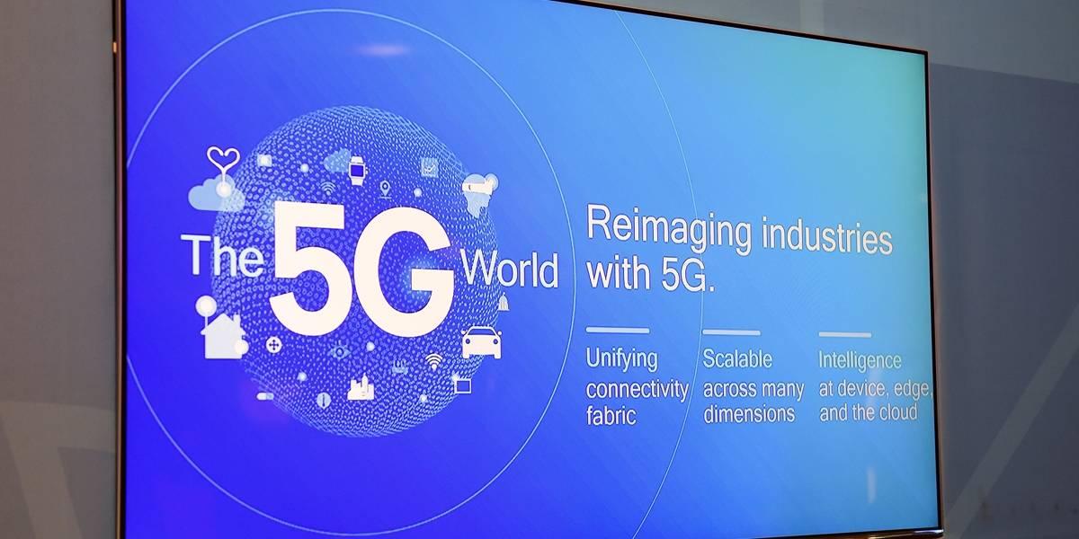 Celulares 5G chegarão a mercados-chave em 2019, diz presidente da Qualcomm