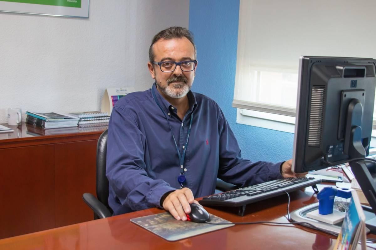 José Antonio Fernández, CEO Fundación Telefónica Guatemala y El Salvador