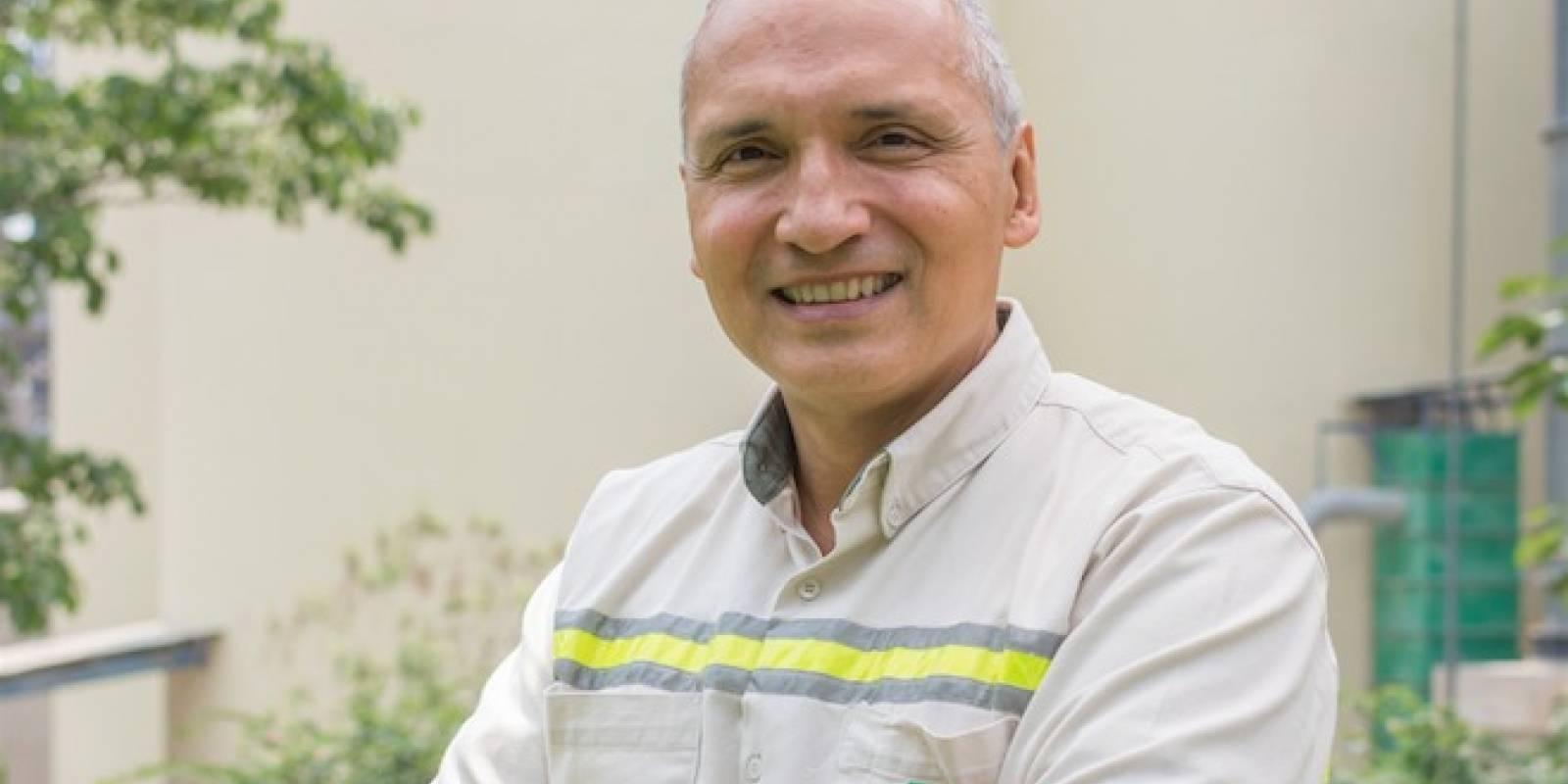 José Raúl González, CEO de Cementos Progreso