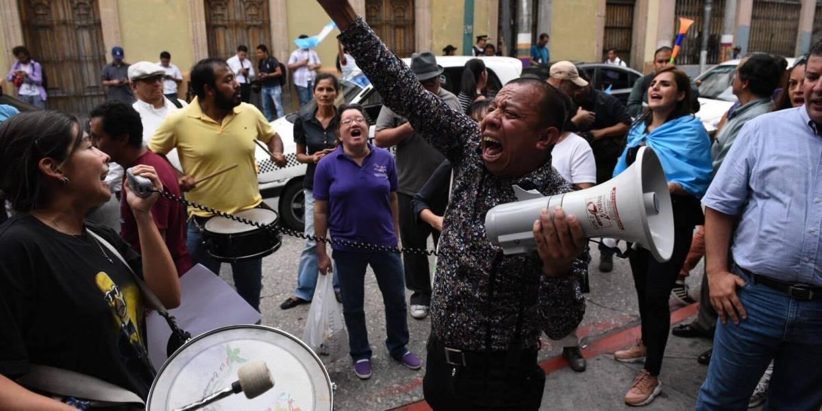 Convocan a manifestaciones en contra de #PactoDeImpunidad para mañana y el viernes
