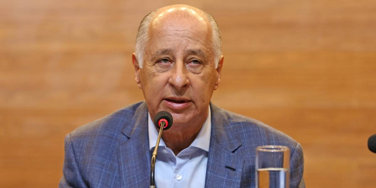 Conselheiros do Palmeiras vão pedir que Del Nero seja suspenso do clube