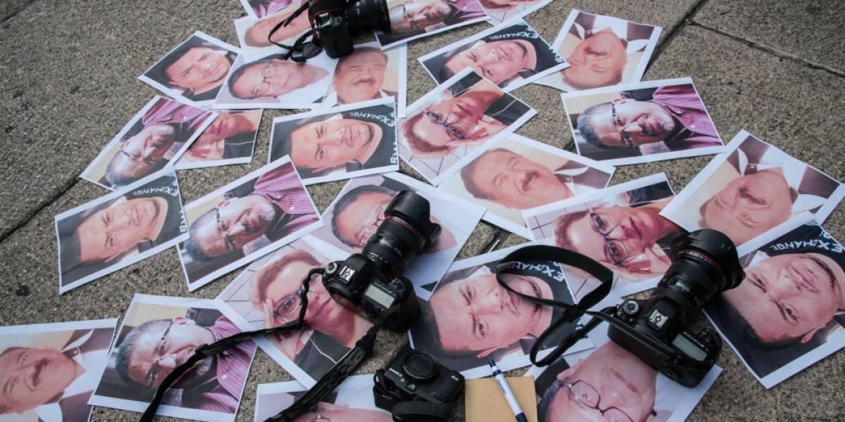 Sólo uno de los 44 periodistas asesinados desde 2012 tenía protección