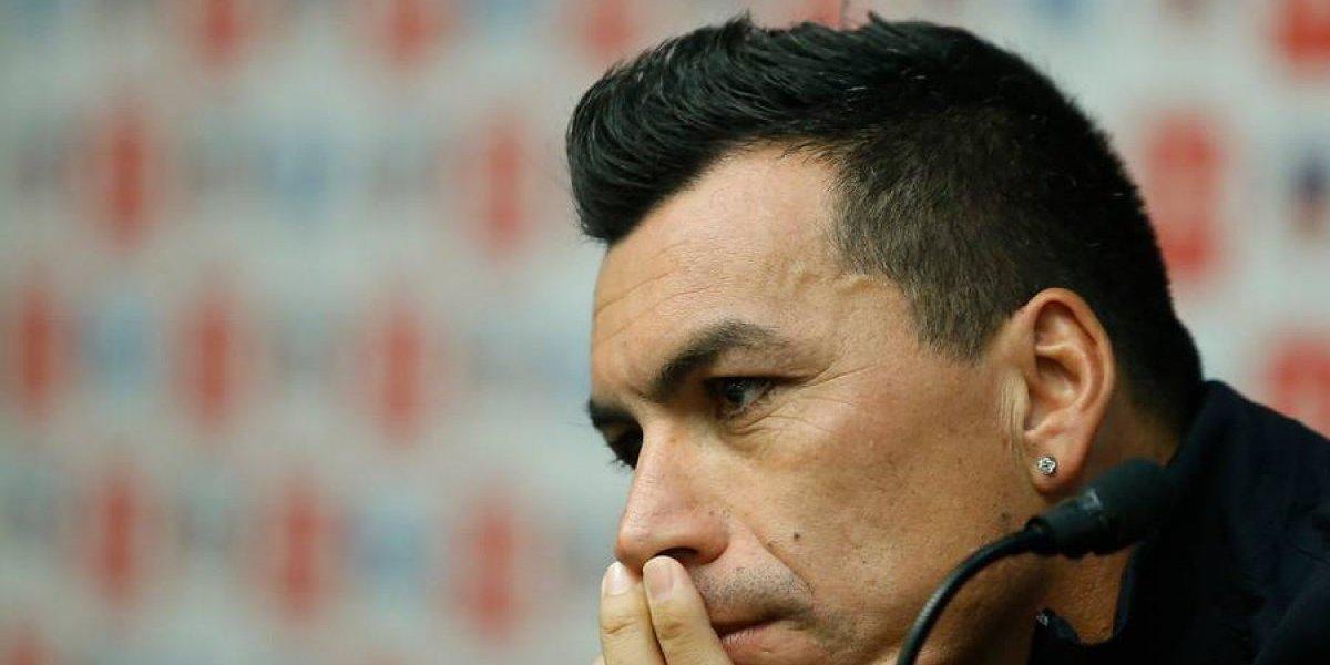 """La fuerte autocrítica de Esteban Paredes: """"Miramos a muchos rivales en menos"""""""
