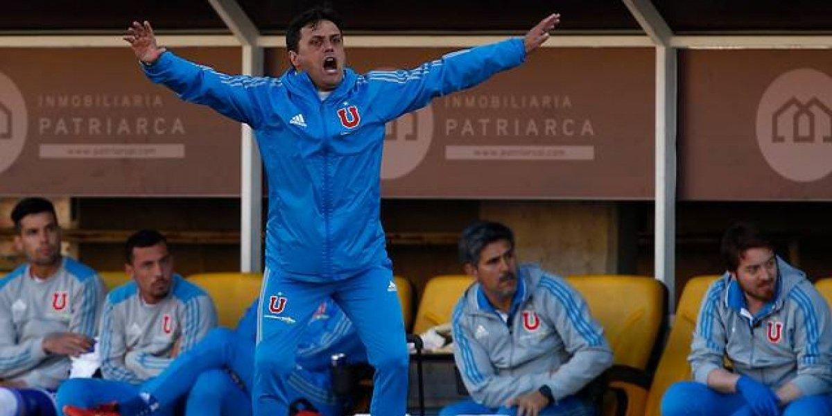 Universidad de Chile sufrió para vencer a San Luis por Copa Chile