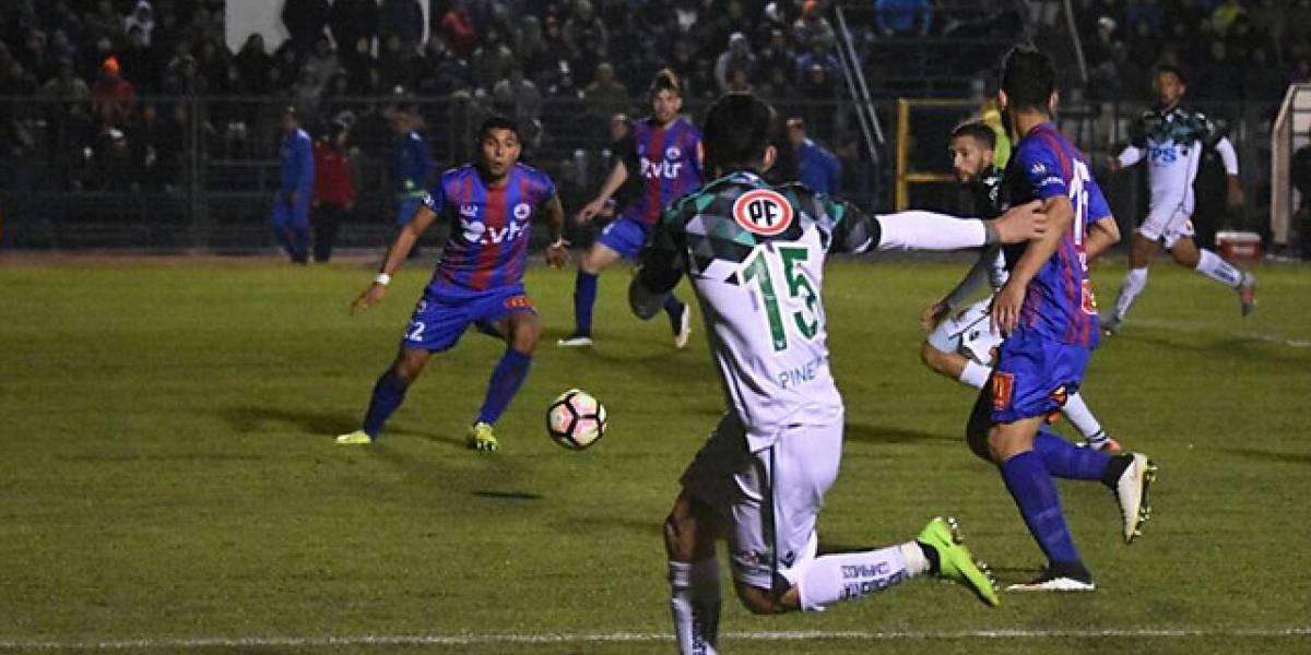 Minuto a minuto: Iberia golpea a Wanderers en el duelo de ida por Copa Chile