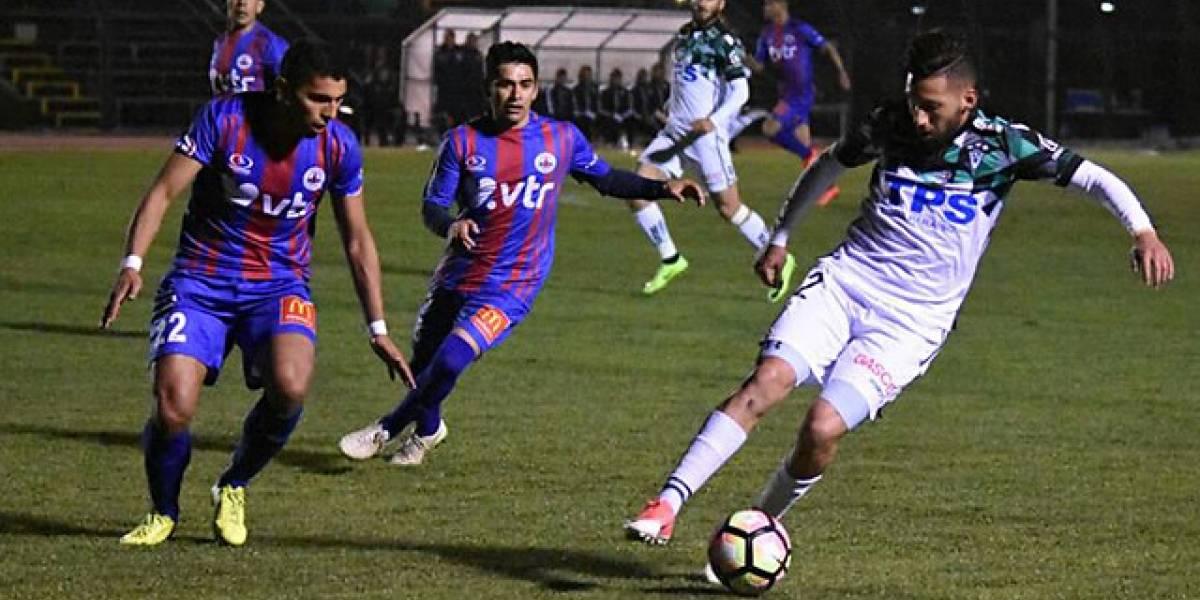 Wanderers rescató un agónico empate ante Iberia y dejó abierta la llave de Copa Chile