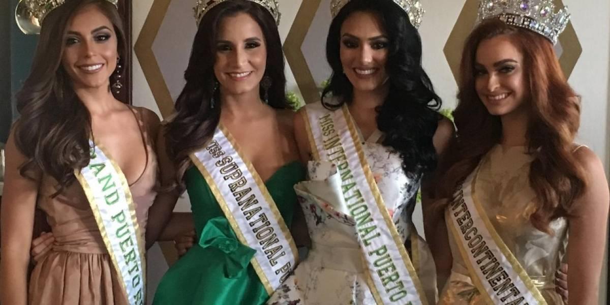 Nuestra Belleza Puerto Rico presenta a sus beldades del 2017