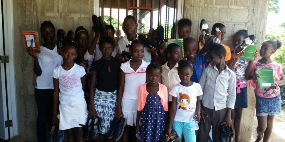 P.R. lleva ayuda a Haití