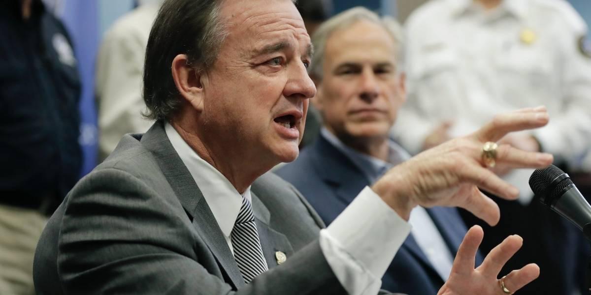 Texas quiere 50,000 millones de ayuda federal por Harvey