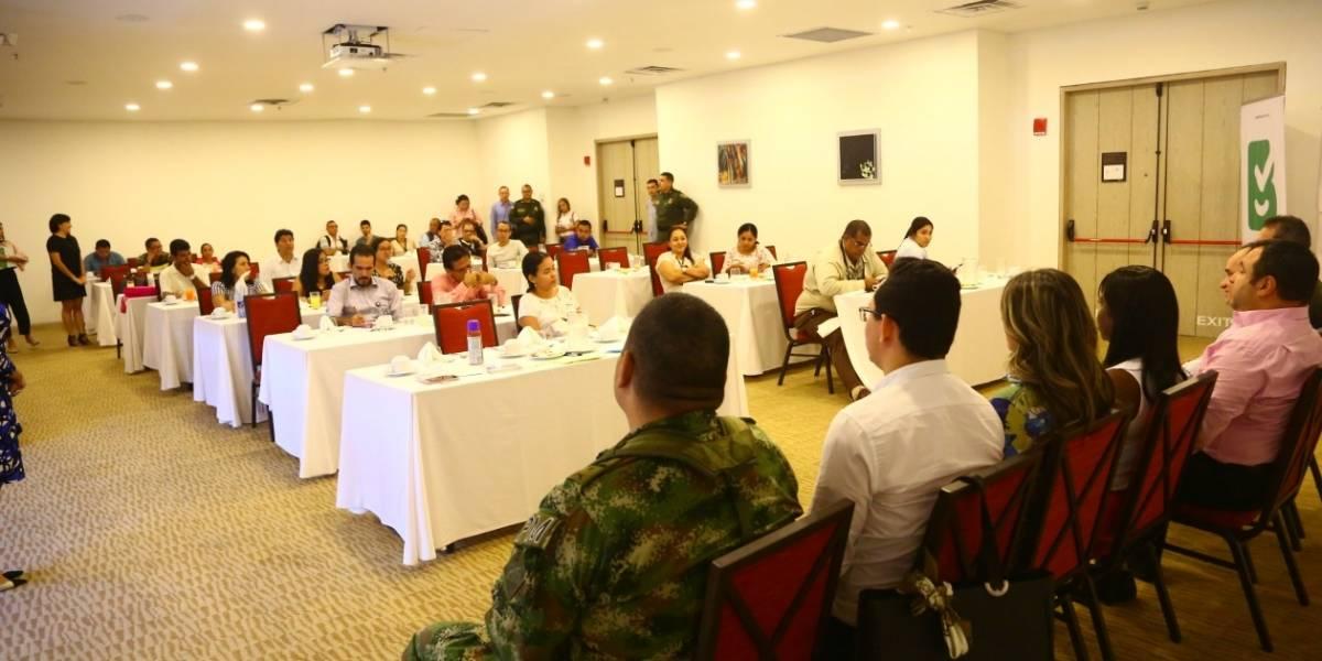 Presentan plan de seguridad y convivencia ciudadana en Barranquilla