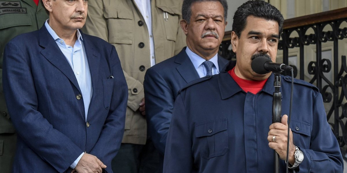 Crisis en Venezuela: Maduro asegura que está cerca de un acuerdo con la oposición