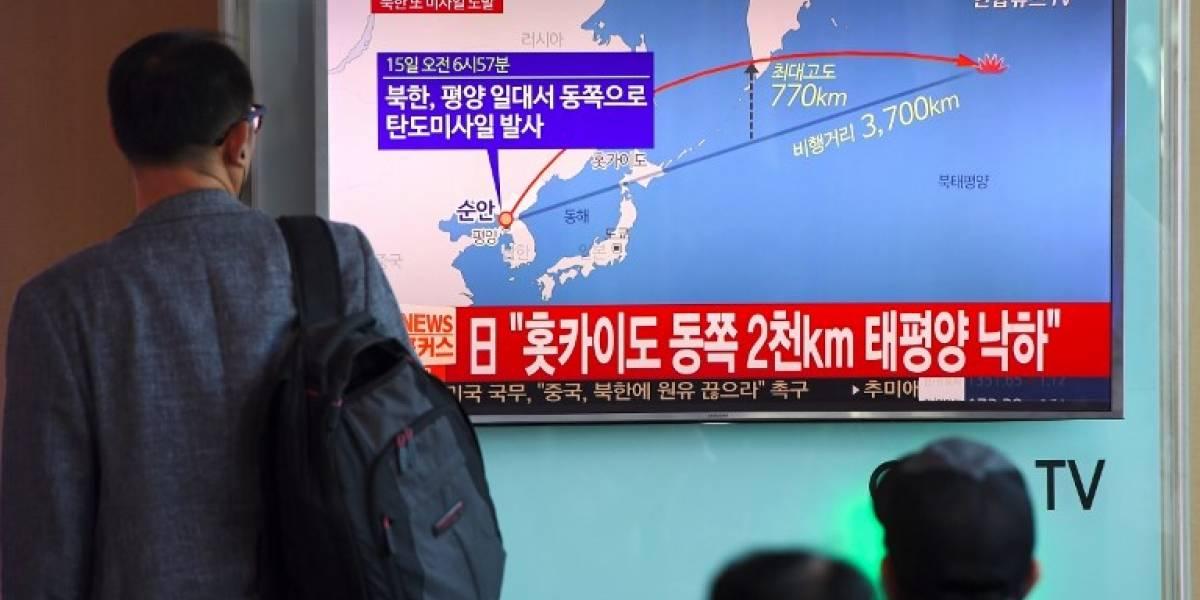 El miedo se apoderó de Japón: el escalofriante sonido de la alerta tras nuevo lanzamiento de misil de Corea del Norte