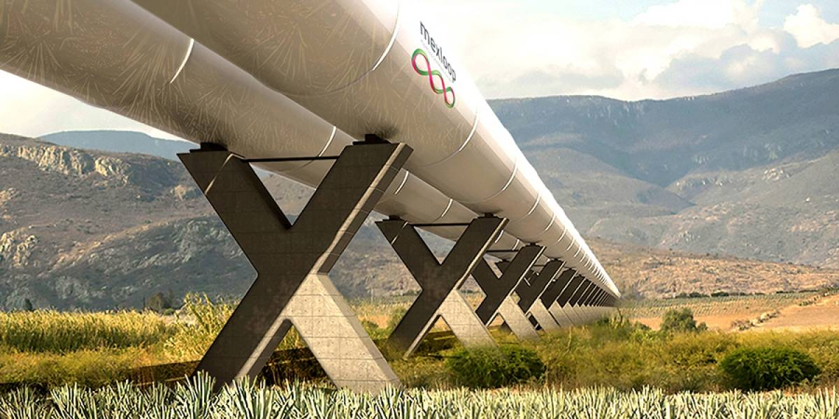 CdMx: México elegido para tener un Hyperloop que conecte Guadalajara