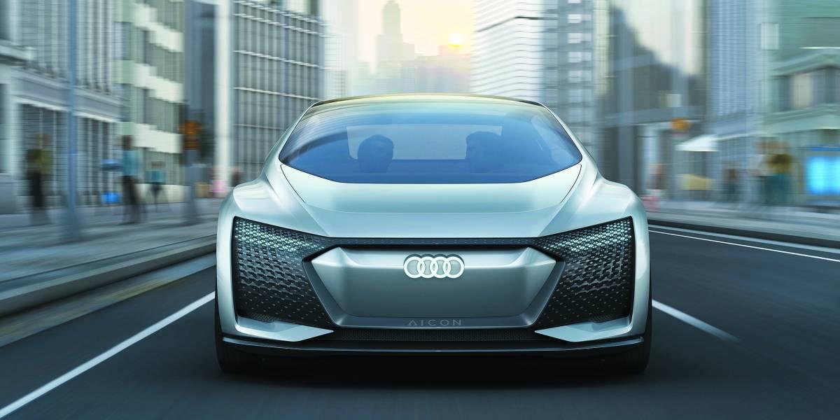El futuro del automóvil se ve así