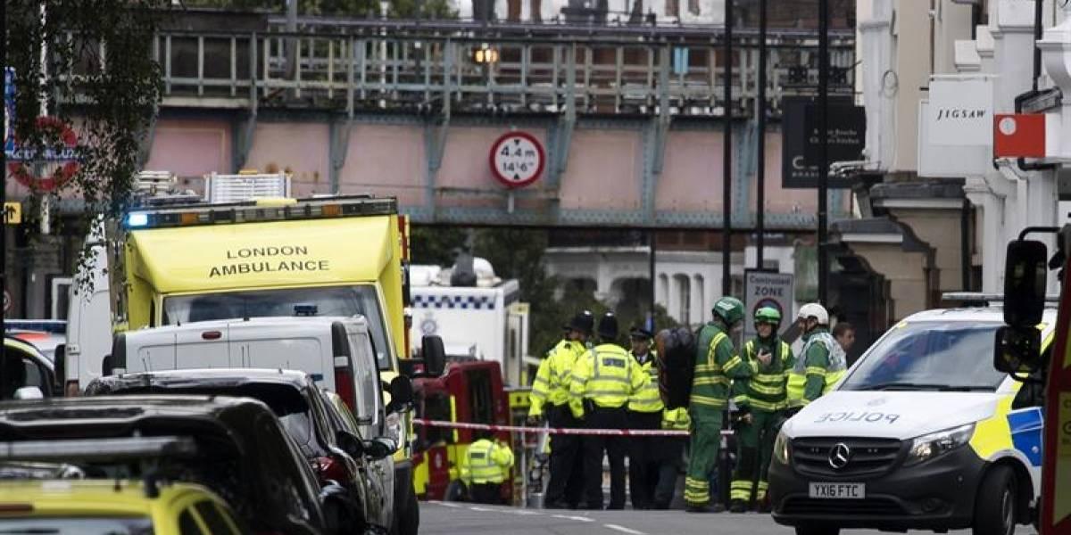 """""""El terrorismo no intimidará ni vencerá"""": autoridades reaccionan tras atentado en Londres y citan a comisión de emergencia"""