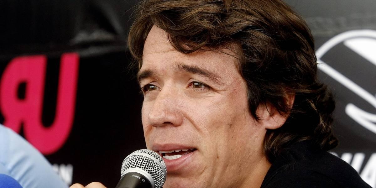 Rigoberto Urán llamó la atención a ciclistas y conductores de vehículos por accidentes
