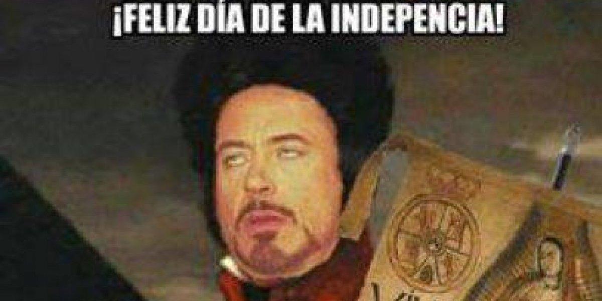 Con Memes Así Celebran El Día De La Independencia En Redes Sociales