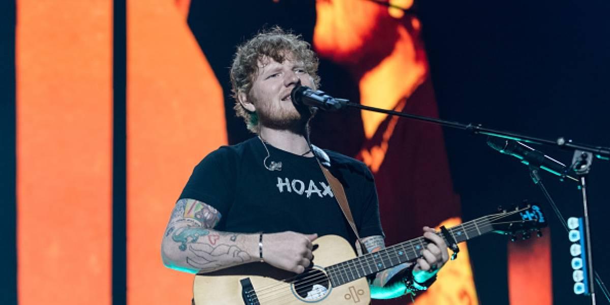 Pelirrojos tienen más suerte en el sexo gracias a Ed Sheeran