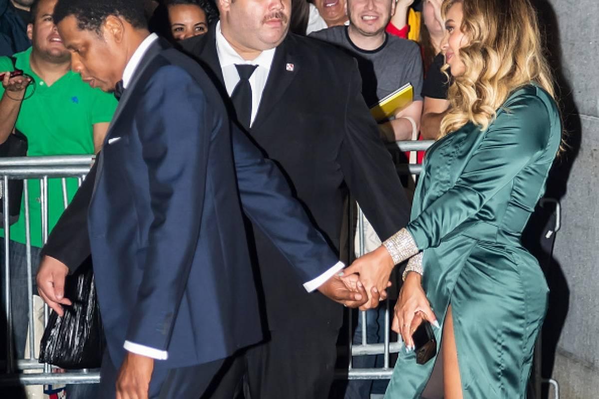 Getty Beyoncé