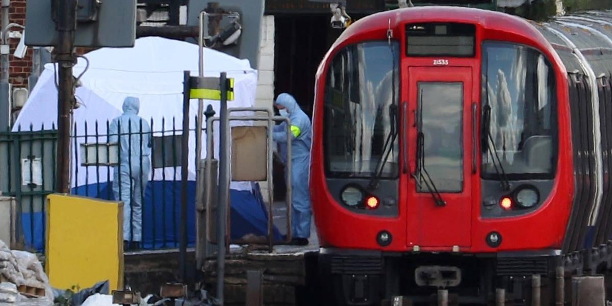 Estação de metrô em Londres é reaberta após atentado terrorista