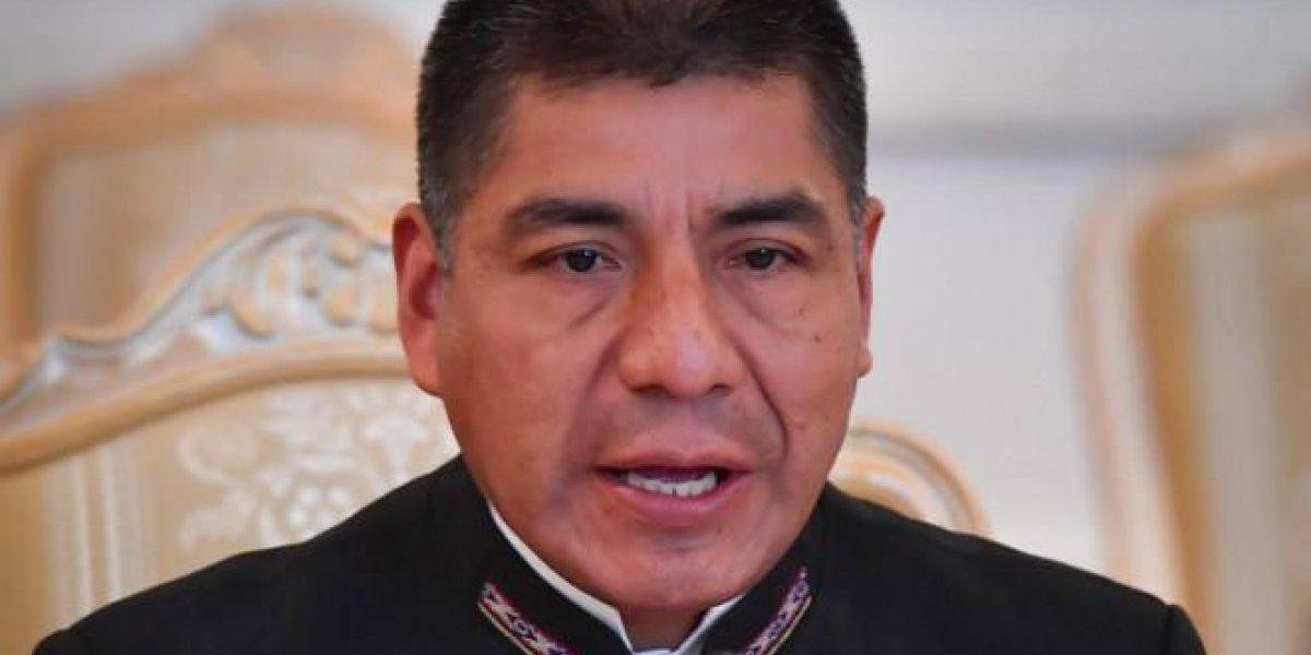 """Canciller boliviano dice que Chile """"distorsiona"""" demanda marítima"""