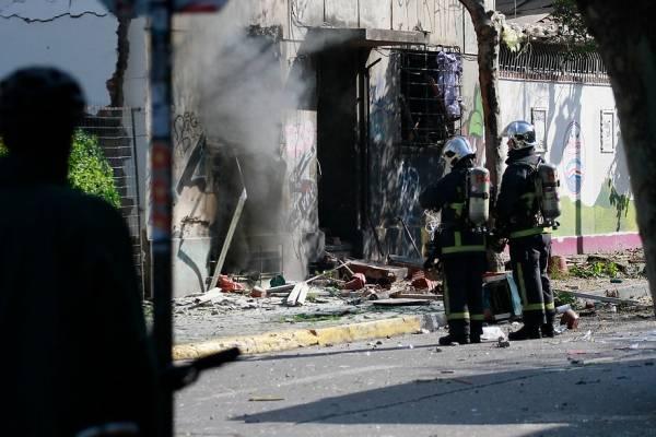 Explosión Bellevista
