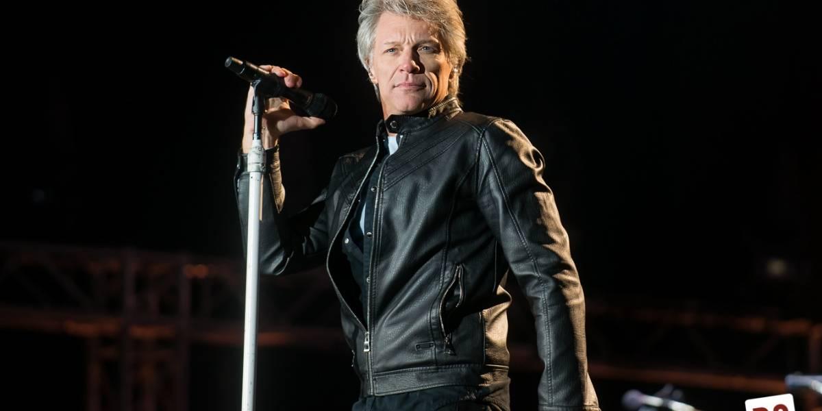 Bon Jovi llenó el Monumental a pesar del frío