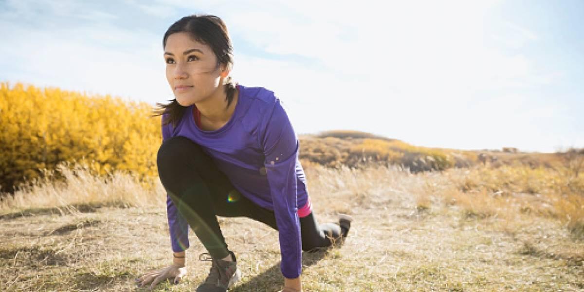 5 ejercicios de calentamiento para realizar antes de competir en lodo