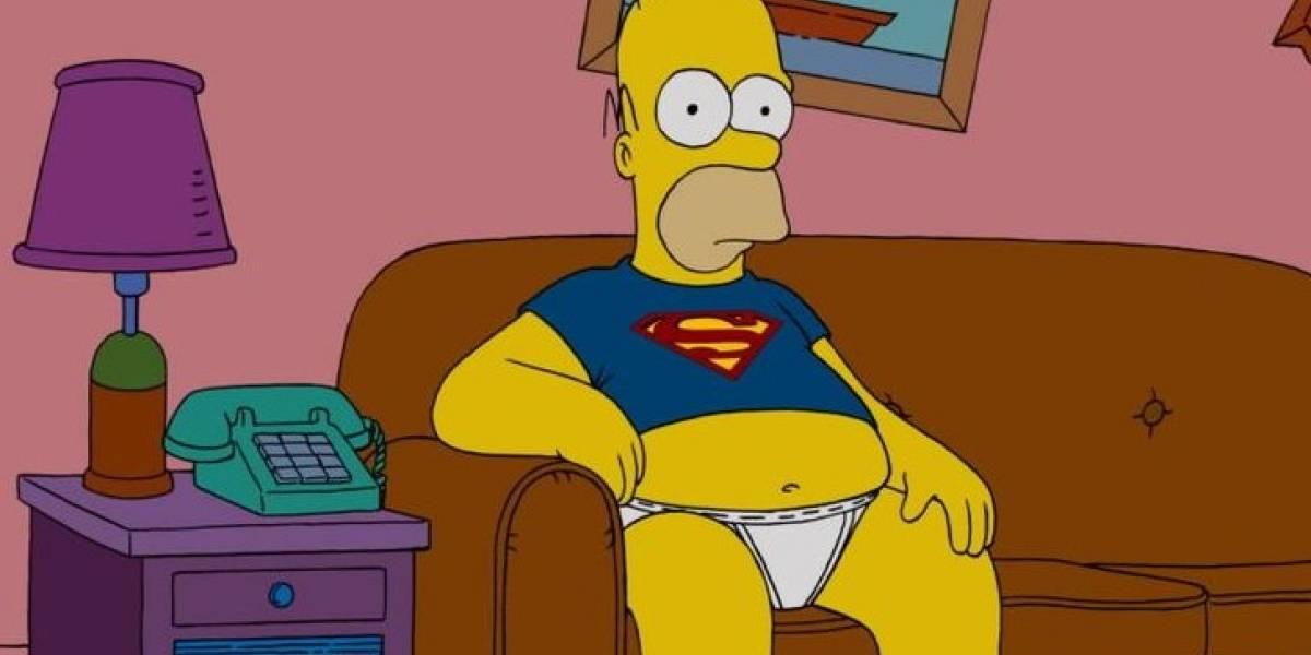 Mostró el trasero y lo golpearon con un bate: ¿Por qué los 15 de septiembre son terribles para Homero Simpson?
