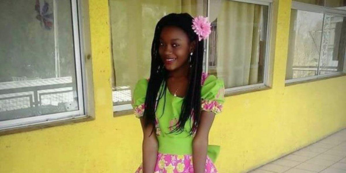 """Comunidad haitiana celebra el """"18"""" compartiendo las alegres fotos de sus hijos con trajes típicos chilenos"""