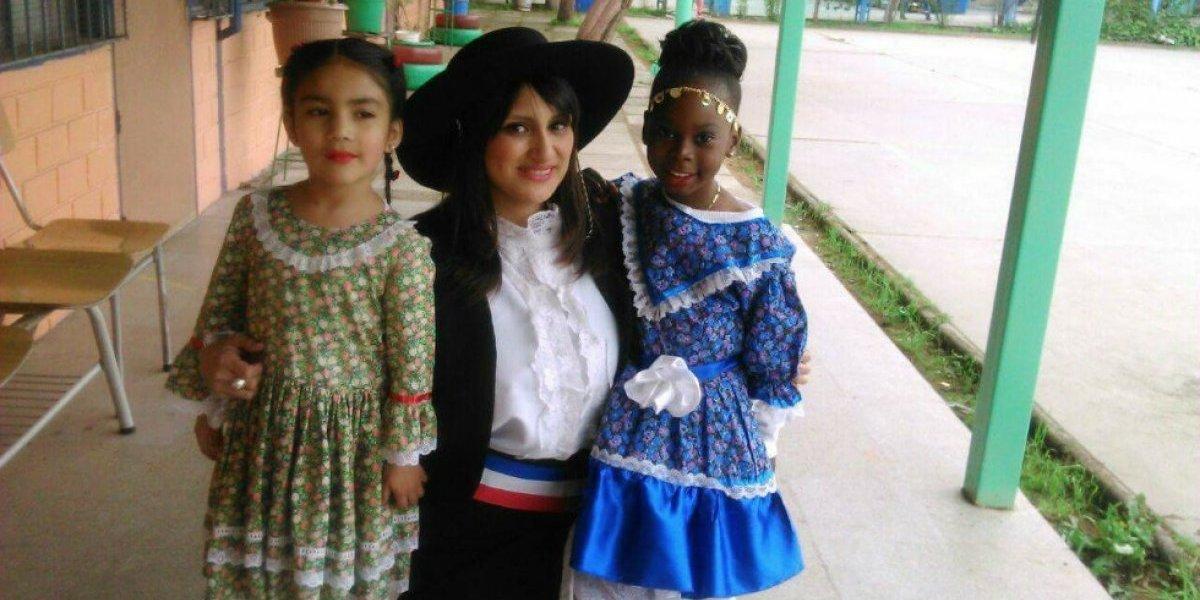 La celebración de Fiestas Patrias con un toque multicultural