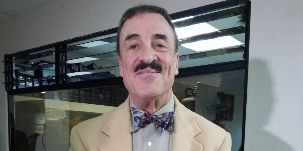 Diputado Linares Beltranena quiere ser el nuevo fiscal del MP