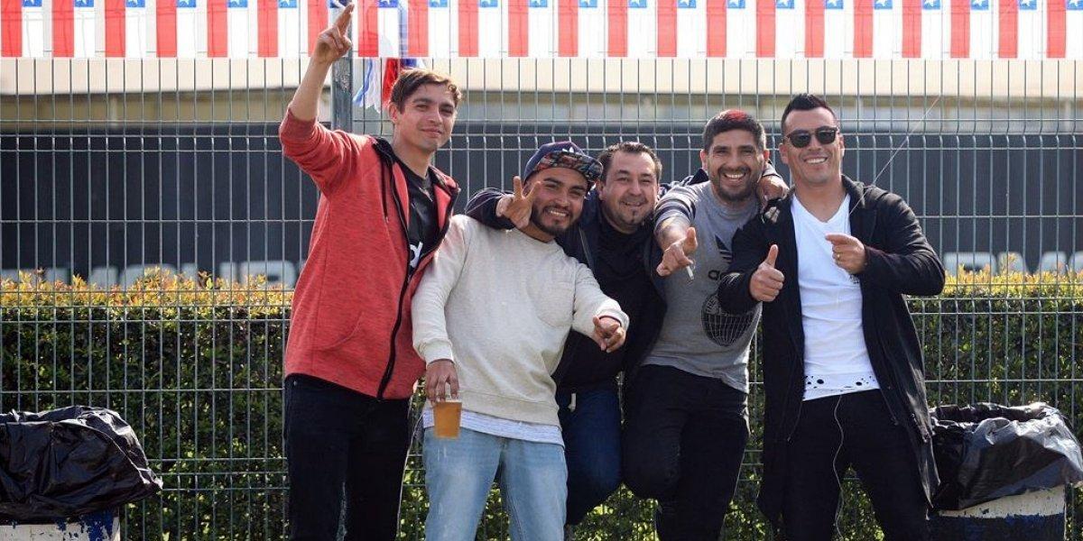 """Las """"fomes"""" y trabajadas Fiestas Patrias de los tres """"grandes"""" de Chile"""