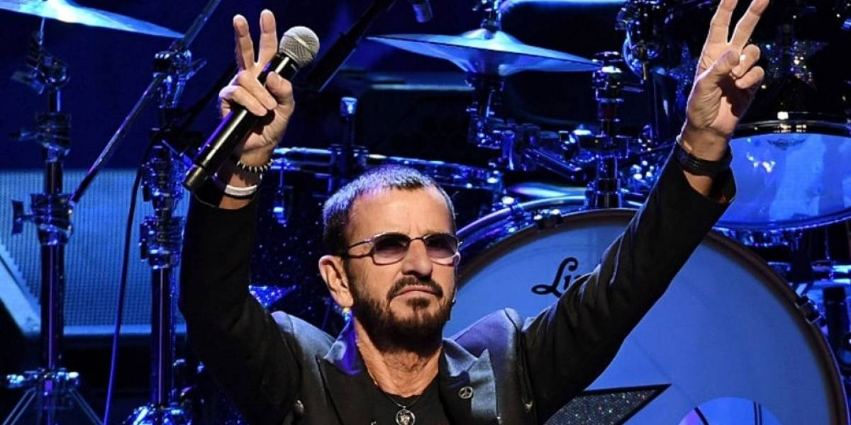 Ringo Starr publica su nuevo álbum 'Give More Love' con la participación de Paul McCartney