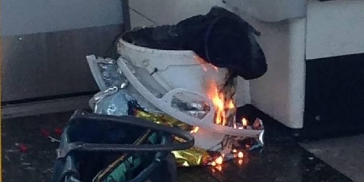 """Atentado terrorista en metro de Londres: explosión en plena hora punta deja al menos 22 heridos y """"gente cubierta de sangre"""""""