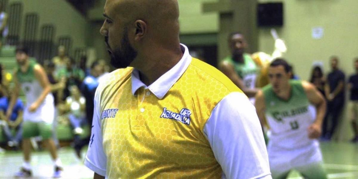 Xavier Aponte permanece al mando de los Tarzanes del RUM
