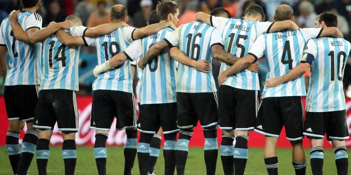 Argentina ya tiene a los convocados para medir a Ecuador