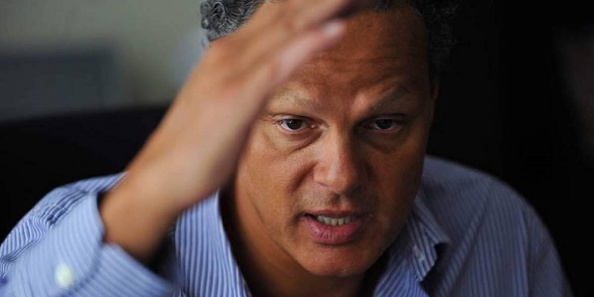 Paz responde a Cevallos: Junior se quedará en Liga de Quito