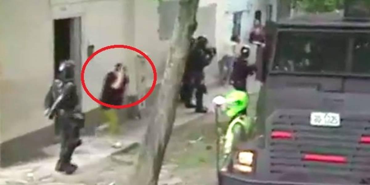 En Medellín lincharon a padres acusados de matar a su hijo