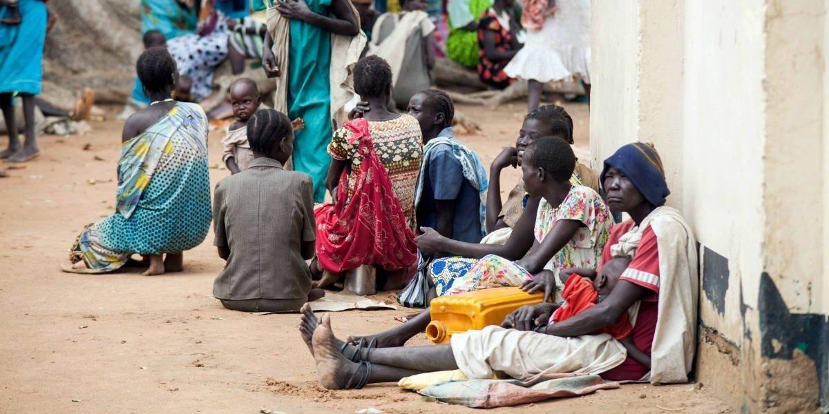 El hambre aumenta dramáticamente a nivel mundial producto de desastres naturales y conflictos armados