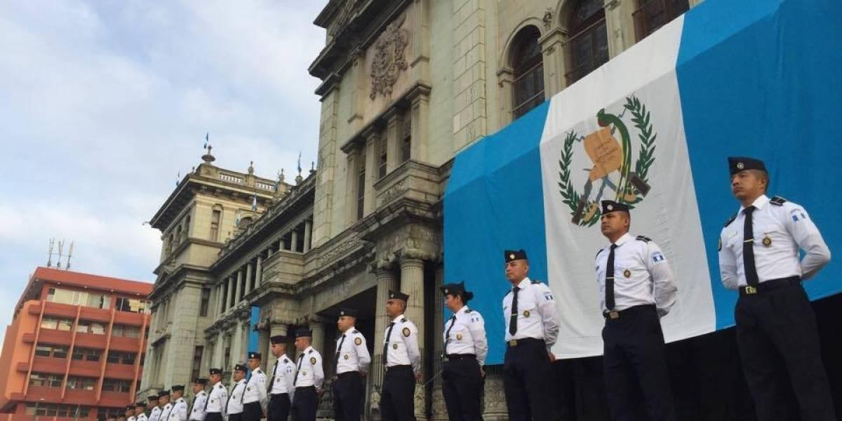 Jimmy Morales vuelve a explicar por qué canceló el desfile de Independencia